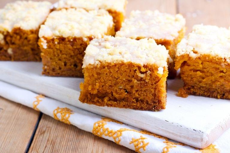 Ketogenic Diet Snacks – Easy and Delicious Pumpkin Bars