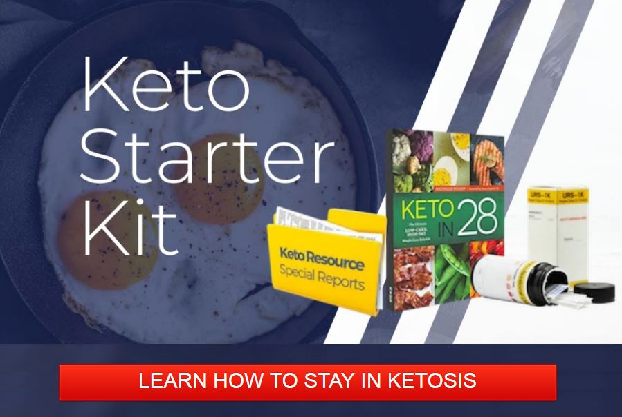 Starter Kit - Stay in Ketosis