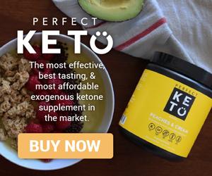perfect keto powder