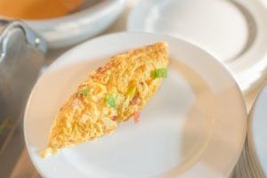 Keto Harvest Omelet