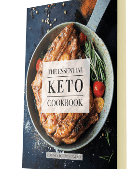 essential keto cookbook