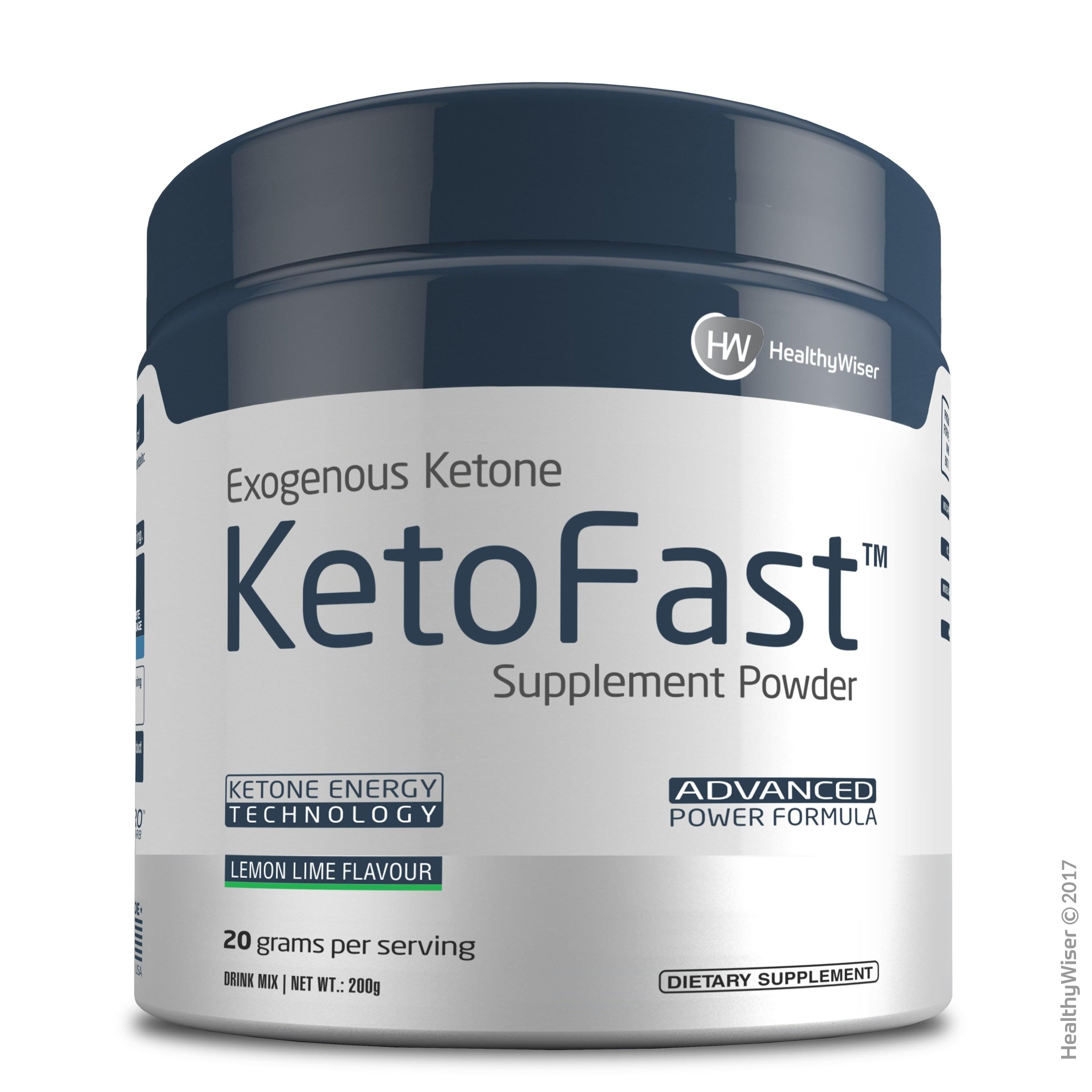Keto Fast Review - Get Ketosis Fast
