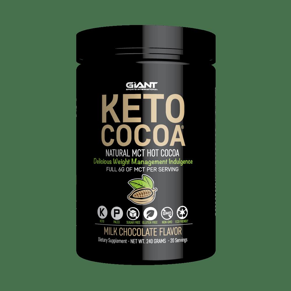 Giant Sport Keto Cocoa Review - Keto and Cocoa?!