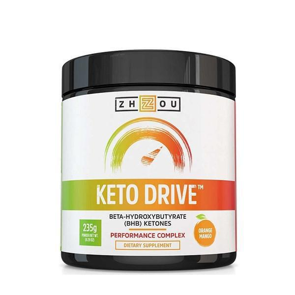 Keto Drive BHB Salts Review – The Supplement to Give You Drive