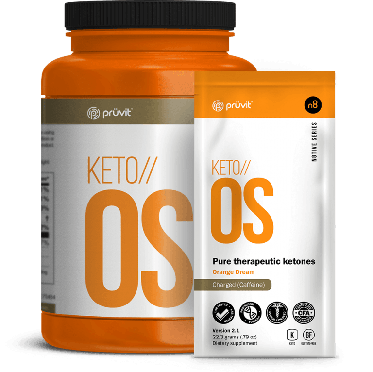 Latest Review of KETO//OS Orange Dream 2.1 CHARGED
