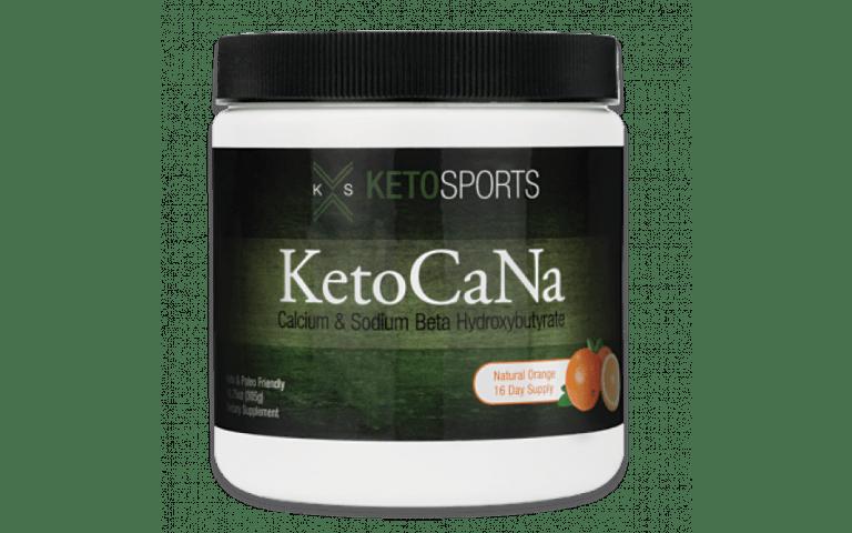 KetoSports KetoCaNa Dietary Ketone Review