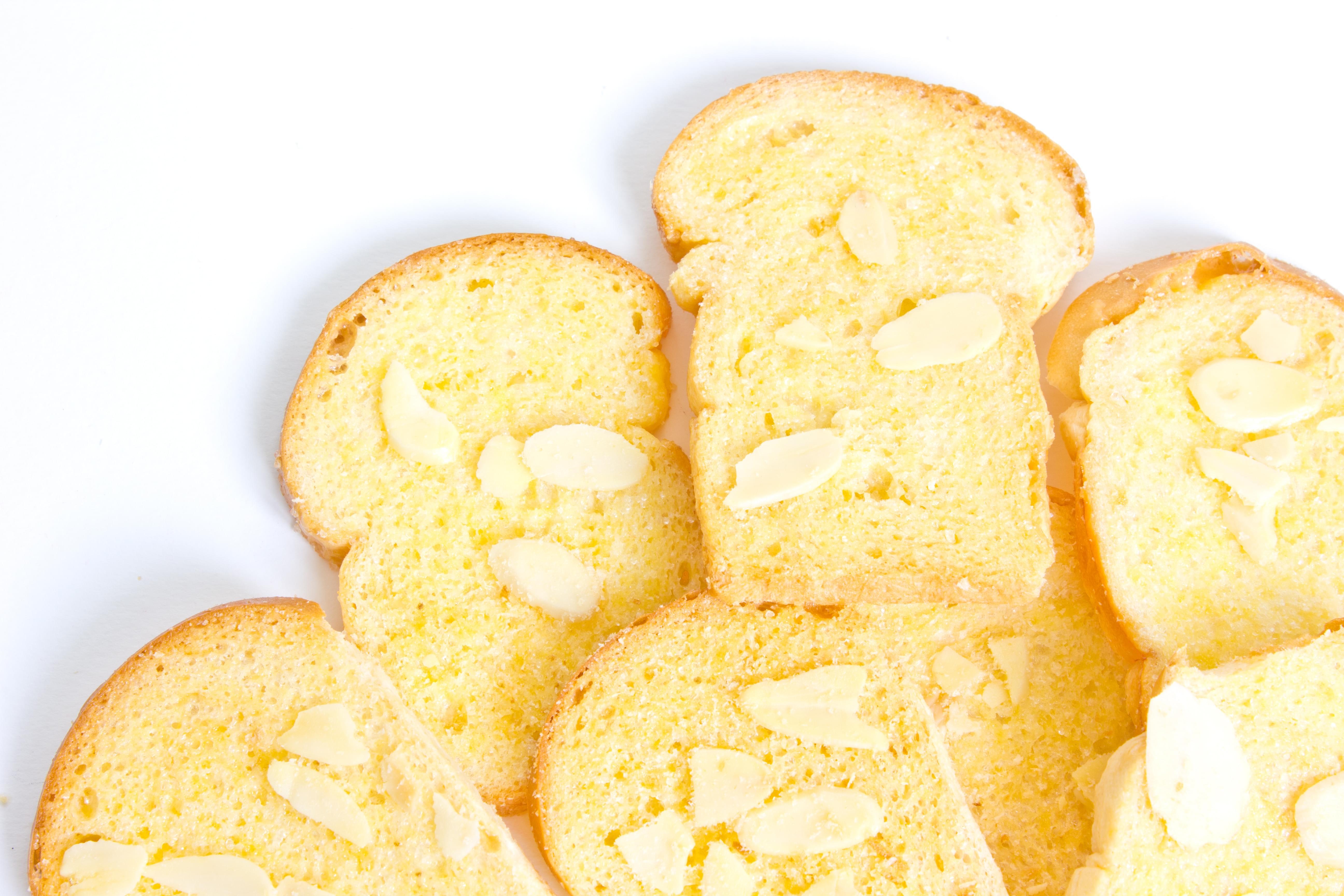 Almond Butter Bread