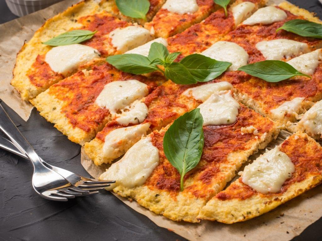 Cauliflower Pizza Ketogenic Diet Resource