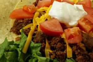 Ground Beef Taco Salad
