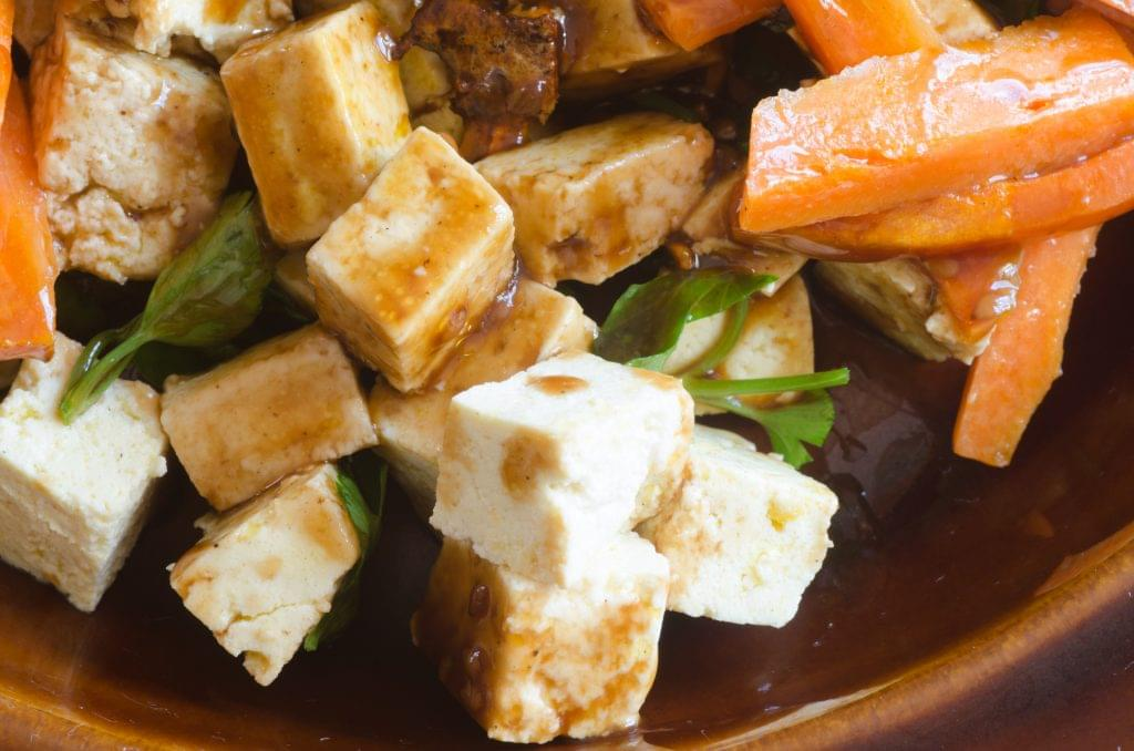 Tofu Fries