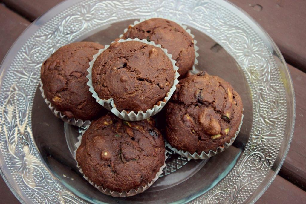 Zucchini Muffins - Ketogenic Diet Resource