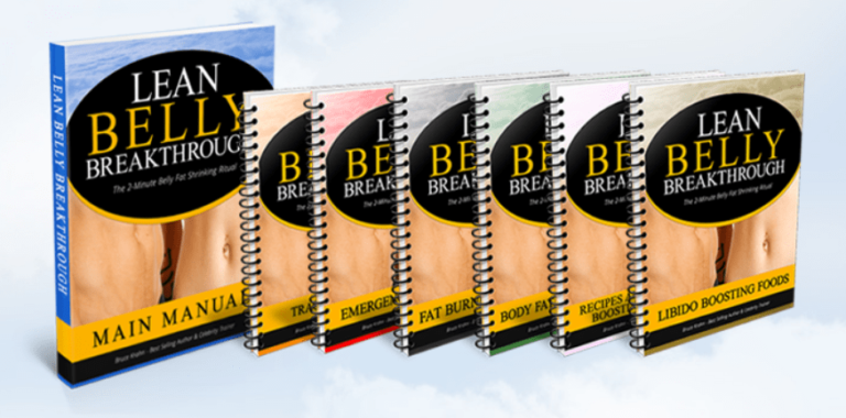 LEAN BELLY BREAKTHROUGH Review – 2 minute routine!