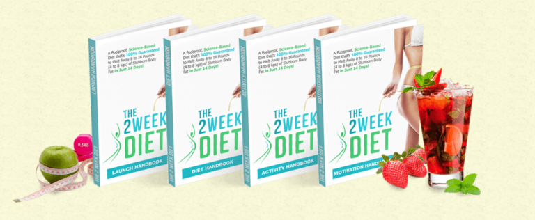 The 2-WEEK DIET Review