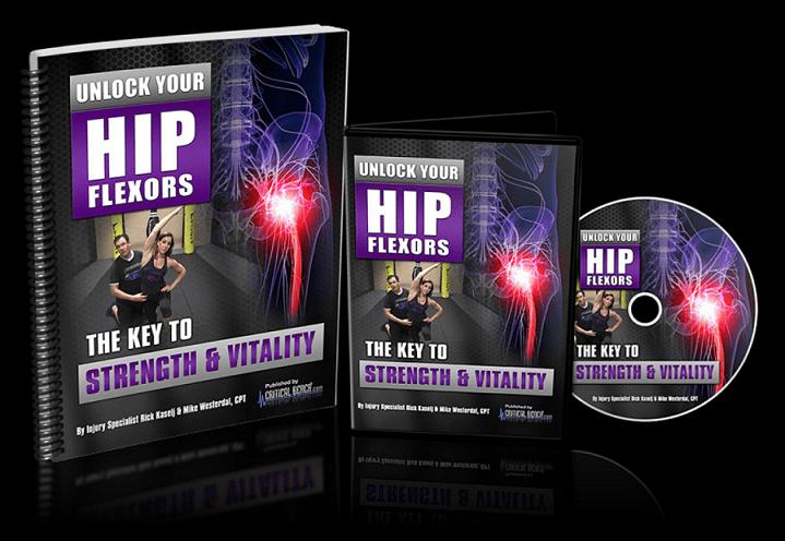 UNLOCK YOUR HIP FLEXORS Complete Review