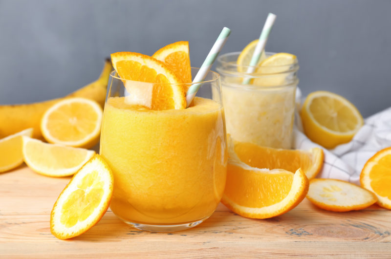 Orange Creamsicle Keto Style