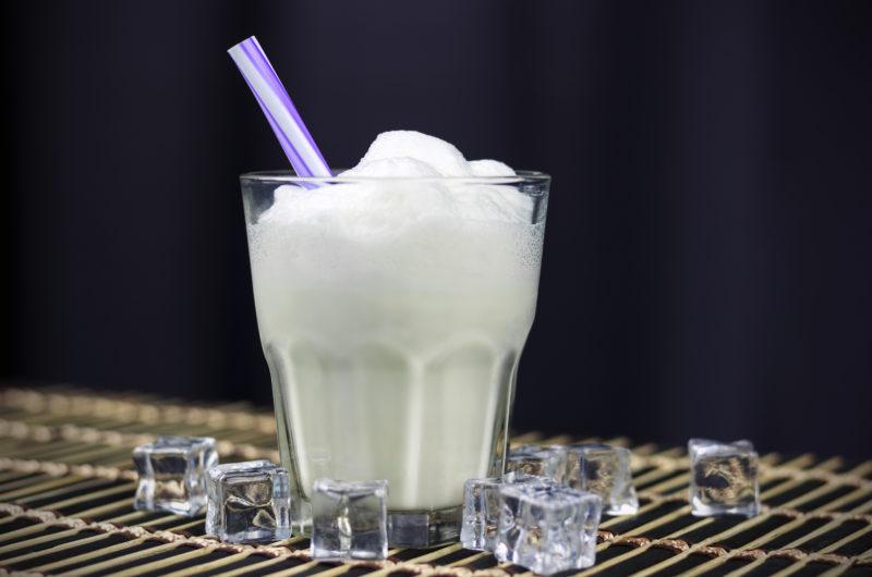 Frozen Vanilla Smoothie