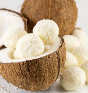 Keto Fat Bomb Coconut