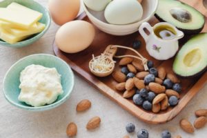 Ketogenic High Protein Diet
