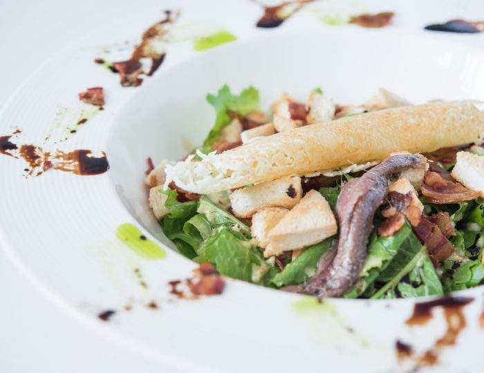 Anchovy Salad.