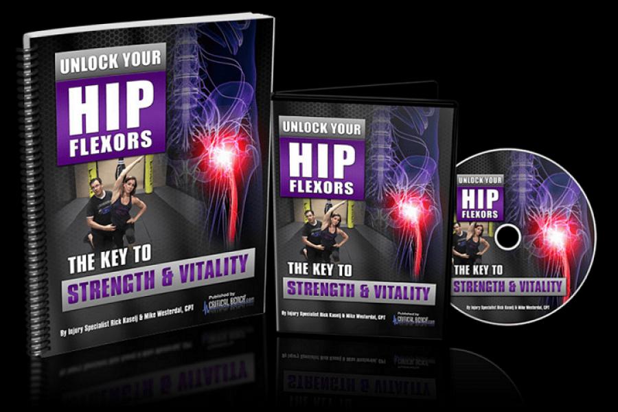 unlock your hip flexors books