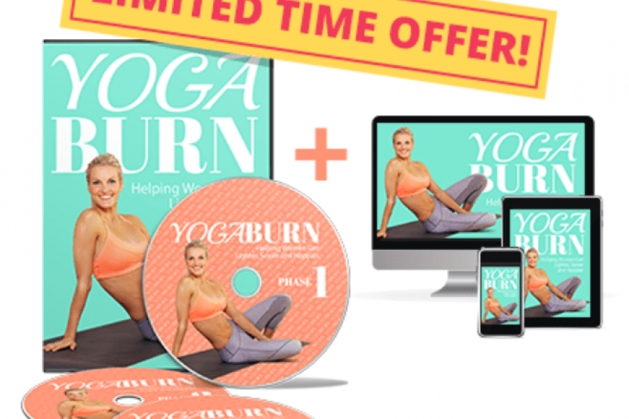 yoga burn limited offer